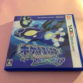ポケモン - ポケットモンスター アルファサファイア 3DS
