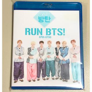 ボウダンショウネンダン(防弾少年団(BTS))のRUN BTS! Blu-ray(韓国/アジア映画)