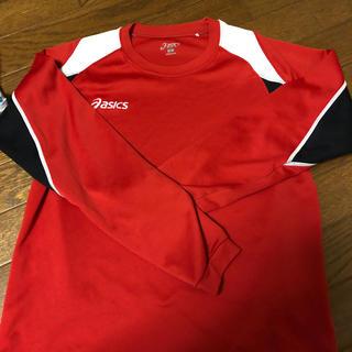 アシックス(asics)のアシックス ロングTシャツ(Tシャツ/カットソー(七分/長袖))