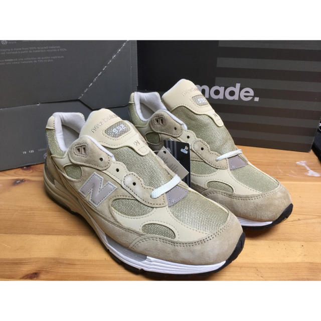 New Balance(ニューバランス)のNEW BALANCE M992TN WHEAT メンズの靴/シューズ(スニーカー)の商品写真