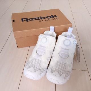 Reebok - 新品♡リーボックポンプフューリーウーブン♡24スニーカー