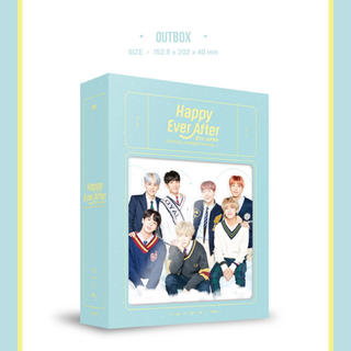 防弾少年団(BTS) - BTS Happy Ever After DVD