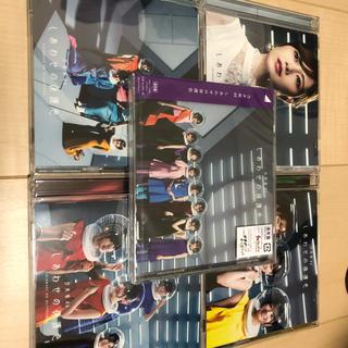ノギザカフォーティーシックス(乃木坂46)の乃木坂46 しあわせの保護色 CD5枚セット(女性アイドル)