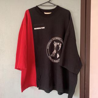 Jieda - 最終価格 JieDa (ジエダ) ASYMMETRY Tシャツ