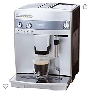 デロンギ(DeLonghi)のデロンギ 全自動コーヒーメーカー マグニフィカ ほぼ未使用(コーヒーメーカー)