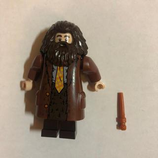Lego - レゴ ハリーポッター シリーズ ハグリッド ミニフィグ LEGO