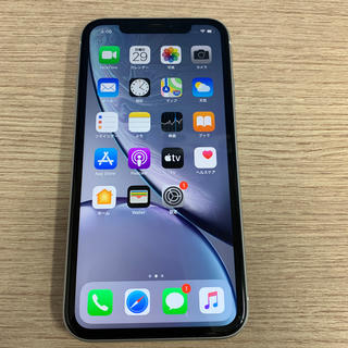 iPhone - iPhoneXR 128GB 44686
