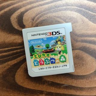 ニンテンドー3DS - 3DS 飛びだせどうぶつの森