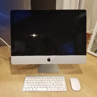Mac (Apple) - 【ジャンク】iMac (21.5-inch,Mid, 2014) デスクトップ
