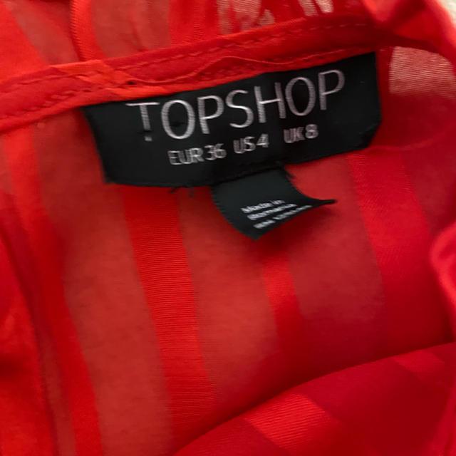 TOPSHOP(トップショップ)のTop Shop レディースのトップス(その他)の商品写真