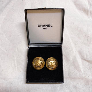 CHANEL - CHANEL vintage イヤリング