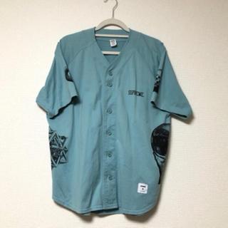 Supreme - 17ss supreme baseball shirt