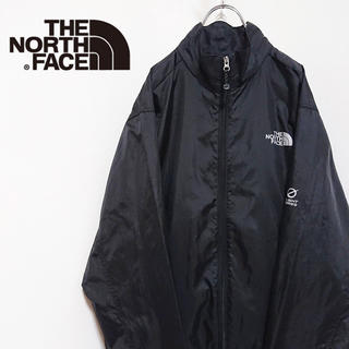 THE NORTH FACE - 古着 used the northface ノースフェイス ウインドブレーカー