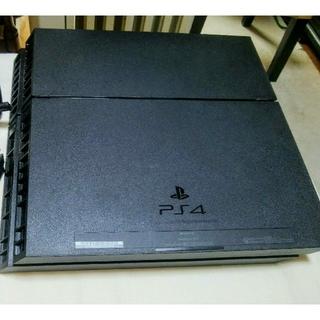 PlayStation4 - PlayStation4本体 ジェットブラック500GB