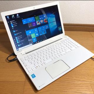 東芝 - 爆速仕様 Core i7 Blu-ray 新品SSD Windows10