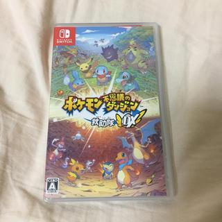 Nintendo Switch - ポケモン不思議のダンジョン 救助隊DX
