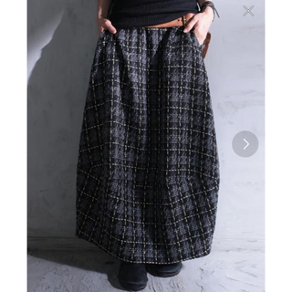 antiqua - アンティカ コクーンスカート