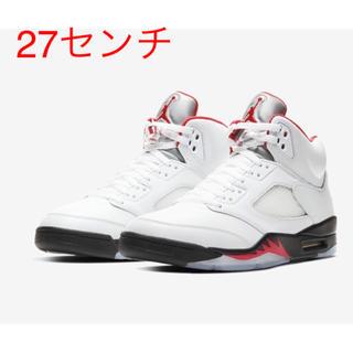 ナイキ(NIKE)のnike air jordan 5(スニーカー)