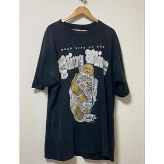 ラフシモンズ(RAF SIMONS)のnibunnoichi USA vintage tシャツ ニブンノイチ(Tシャツ/カットソー(半袖/袖なし))