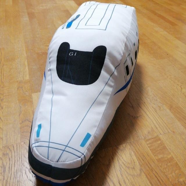 TAITO(タイトー)の【値下げ中】プラレール特大サイズぬいぐるみ 新幹線 N700 キッズ/ベビー/マタニティのおもちゃ(電車のおもちゃ/車)の商品写真
