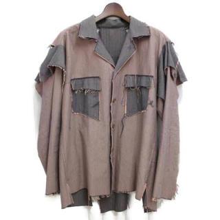 Yohji Yamamoto - sulvam (サルバム) シャツジャケット