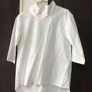 エディション(Edition)のEDITTIONで購入 BACCAハイネックシャツ(シャツ/ブラウス(長袖/七分))