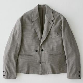 ジエダ(Jieda)の新品タグ付きリョウタカシマShort Length Jacket(テーラードジャケット)