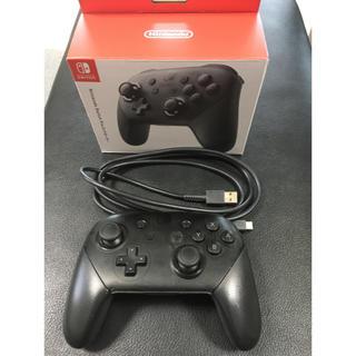 Nintendo Switch - Nintendo Switch プロコントローラー ワイヤレス