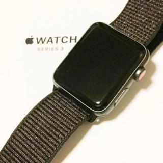 Apple Watch - appleWatch3 セルラー 42mm