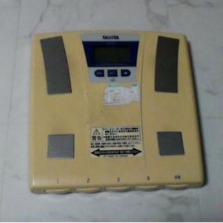 タニタ(TANITA)の体重計(体重計/体脂肪計)