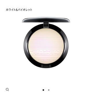 MAC - 新品 MAC エクストラ ディメンション スキンフィニッシュ ソフト フロスト