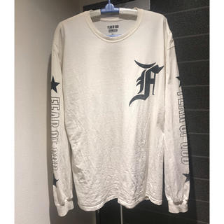 FEAR OF GOD - FEAR OF GOD alchemist限定 all star tシャツ