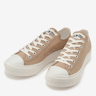 CONVERSE - タグ付き 新品 CONVERSE ALL STAR LIGHT PLTS OX