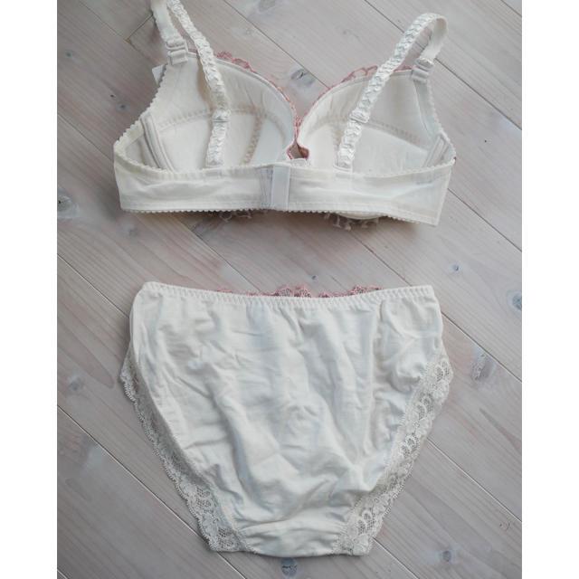 Wacoal(ワコール)の新品 ワコール ルミエ ブラジャー&ショーツ レディースの下着/アンダーウェア(ブラ&ショーツセット)の商品写真