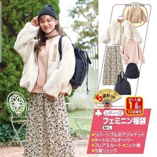 シマムラ(しまむら)の新品 しまむらフェミニン福袋 スカートM(ロングスカート)