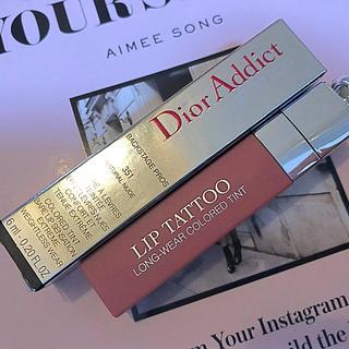 Dior - ✨新品未使用✨ Dior アディクト リップタトゥー 351