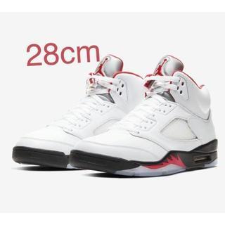 NIKE - Nike Air Jordan 5 Retro OG Fire Red