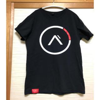アルファ(alpha)のアルファ Tシャツ ALPHA 美品 M(Tシャツ/カットソー(半袖/袖なし))