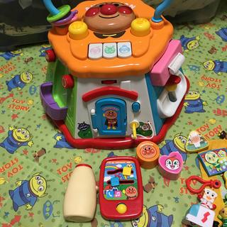 アンパンマン(アンパンマン)のあんぱんまん 子ども おもちゃ やりたい放題 よくばりボックス(キャラクターグッズ)