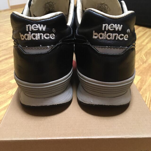 New Balance(ニューバランス)の【最終値下げ】NEW BALANCE ニューバランス LM576BKU メンズの靴/シューズ(スニーカー)の商品写真