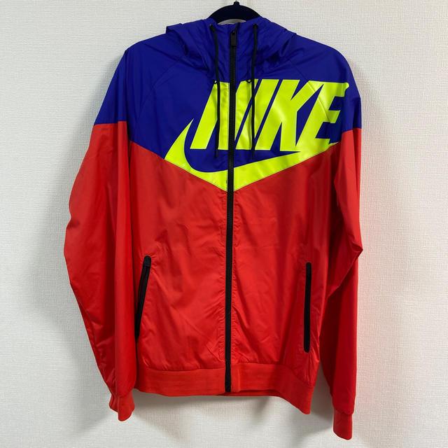NIKE(ナイキ)のNIKE ナイロンパーカージャケット S メンズのジャケット/アウター(ナイロンジャケット)の商品写真