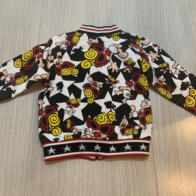 HYSTERIC MINI(ヒステリックミニ)のセットアップ キッズ/ベビー/マタニティのキッズ服男の子用(90cm~)(Tシャツ/カットソー)の商品写真