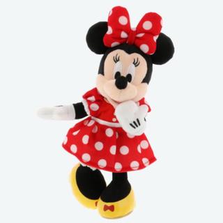 Disney - ミニー ポージープラッシー