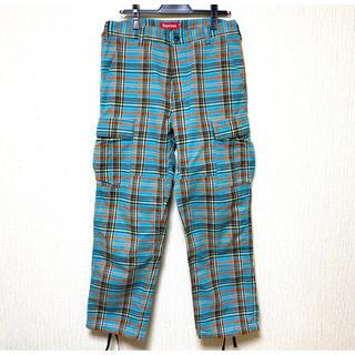 Supreme - supreme cargo pants 17ss カーゴパンツ