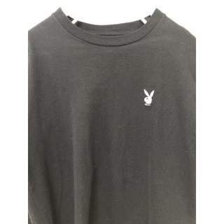 プレイボーイ(PLAYBOY)のビームス✖️プレイボーイ ダブルネームロンt(Tシャツ/カットソー(七分/長袖))