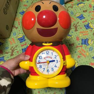 アンパンマン(アンパンマン)のアンパンマン 目覚まし時計(置時計)