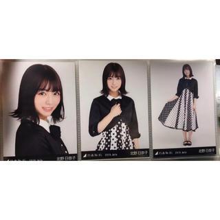 ノギザカフォーティーシックス(乃木坂46)の乃木坂46 北野 7月衣装コンプ(女性アイドル)