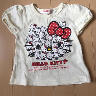 ハローキティ - ハローキティー 半袖Tシャツ80cm