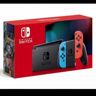Nintendo Switch - 新型 Nintendo Switch 本体 ネオン  ①