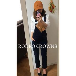RODEO CROWNS - ☆RODEO CROWNS☆ロデオクラウンズ  オーバーオール★サロペット